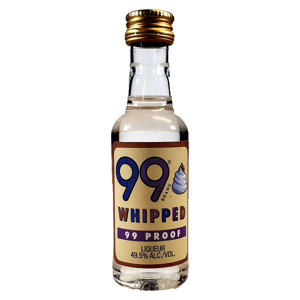99 Whipped Cream Schnapps
