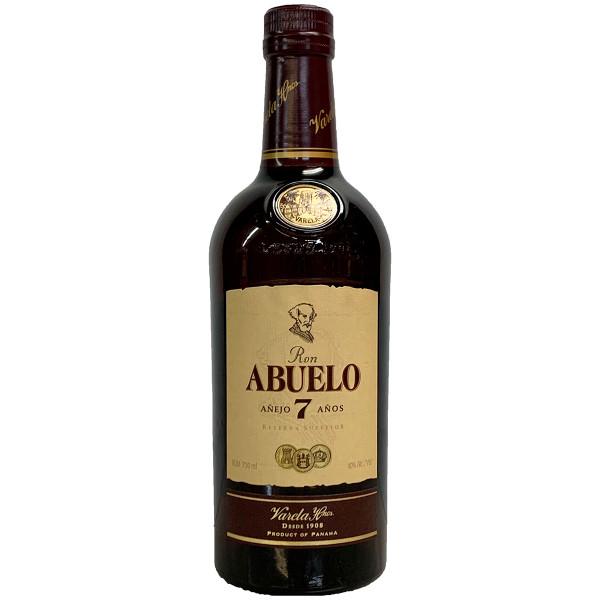 Ron Abuelo Anejo 7 Year Rum