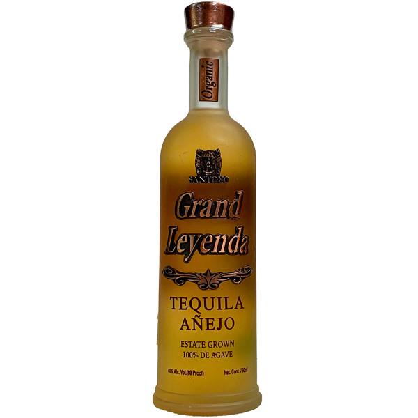 Grand Leyenda Organic Anejo Tequila