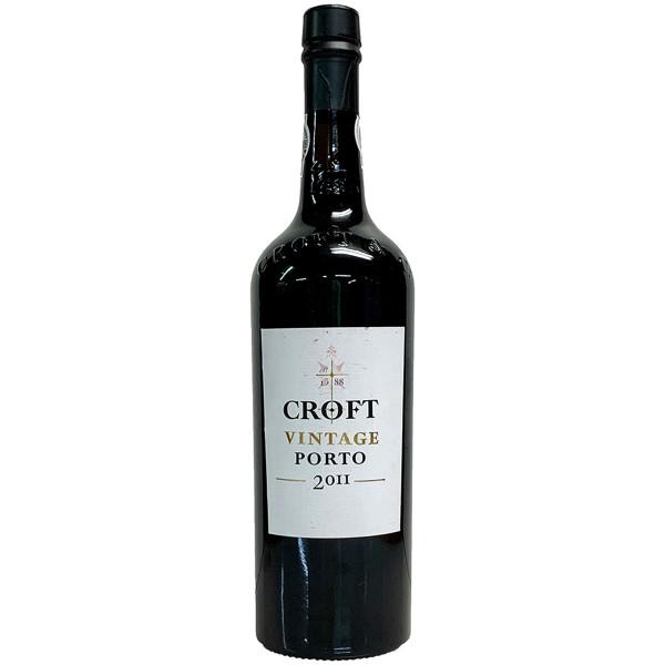 Croft 2011 Vintage Porto
