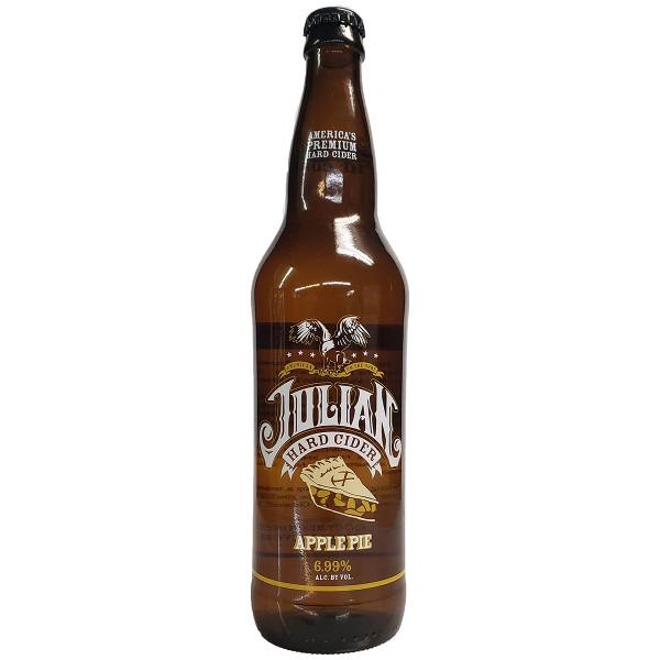 Julian Hard Cider Apple Pie