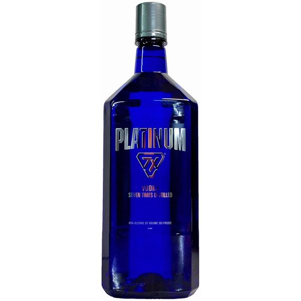 Platinum 7X Vodka 1.75L
