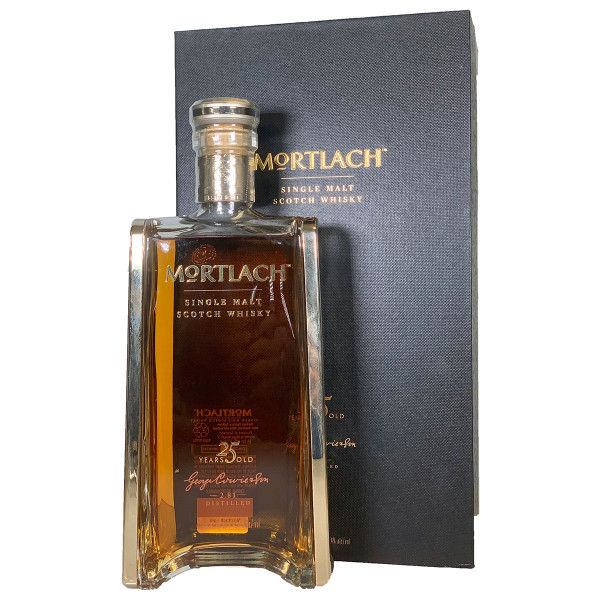 Mortlach 25 Year Old Scotch Whisky