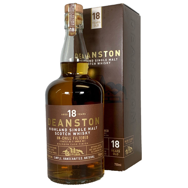 Deanston 18 Year Single Malt Cognac Finish