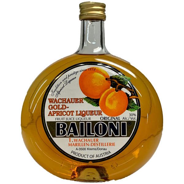 Bailoni Apricot Liqueur