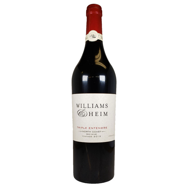 Williams and Heim 2012 Triple Entendre Red Blend