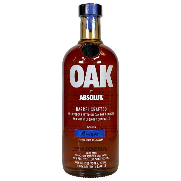 Absolut Oak Aged Vodka