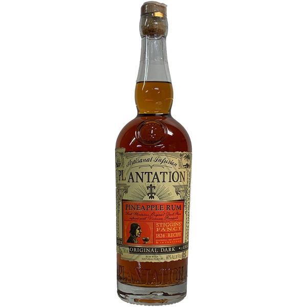 Plantation Stiggins Fancy Pineapple Dark Rum