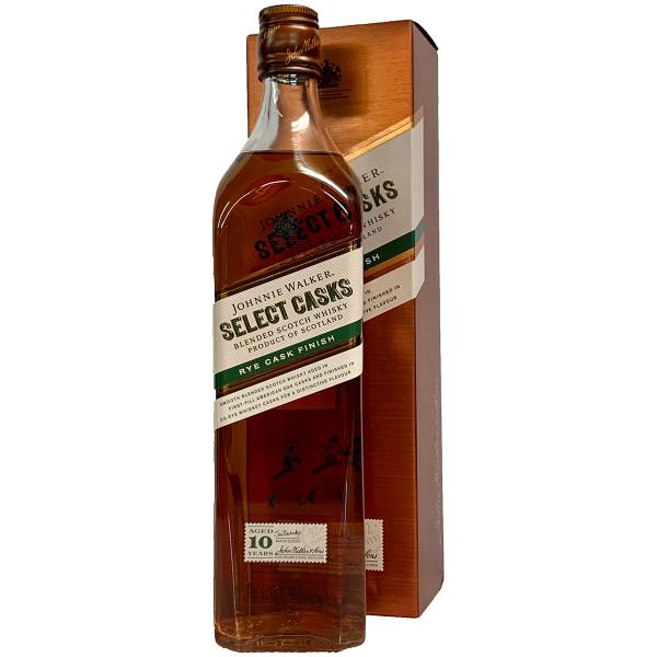 Johnnie Walker Select Cask Rye Cask Finish