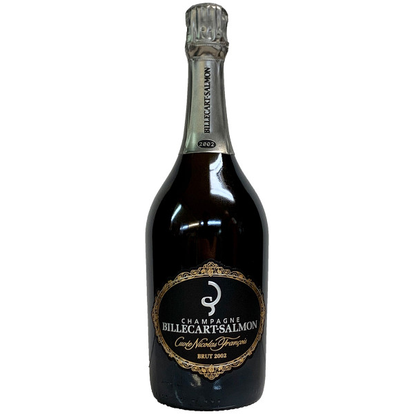 Billecart-Salmon 2002 Cuvee Nicolas Francois Billecart Brut | 97 POINTS