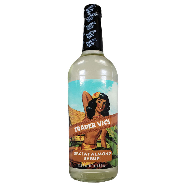 Trader Vic's Orgeat Syrup