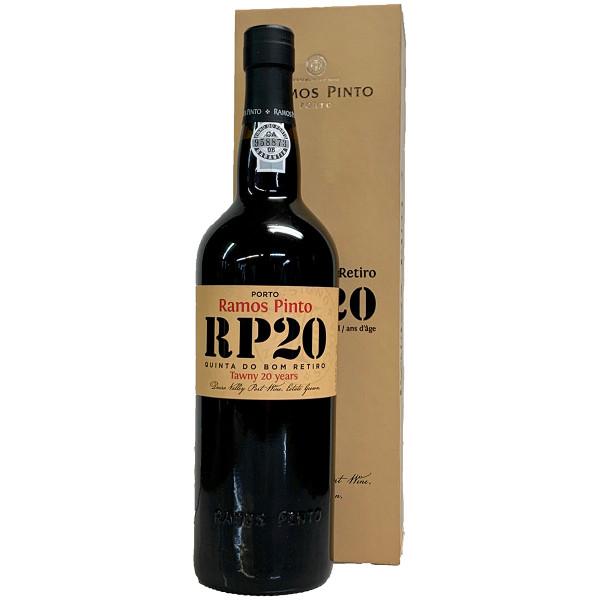 Ramos Pinto Quinta do Bom Retiro 20 Year Tawny Porto w/ Gift Box