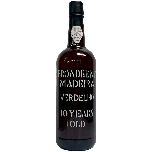 Broadbent 10 Year Old Verdelho Madeira