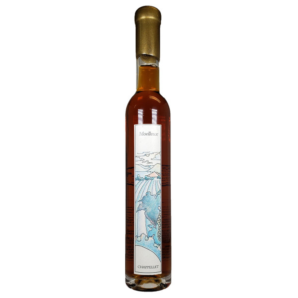 Chappellet 1995 Moelleux Late Harvest Chenin Blanc 375ML