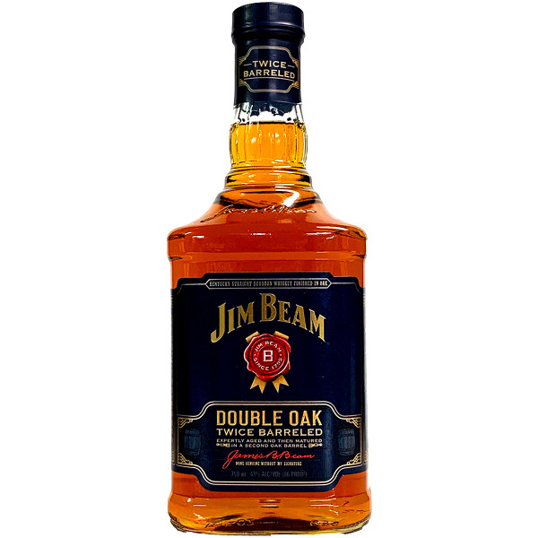 Jim Beam Double Oak 8 Year Bourbon Whiskey