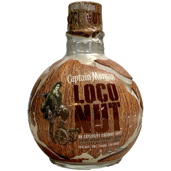 Captain Morgan LocoNut Coconut Rum