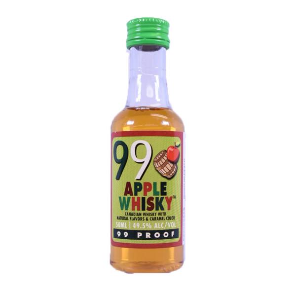 99 Apples Whisky 50ML