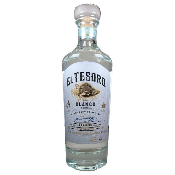 El Tesoro Platinum Tequila