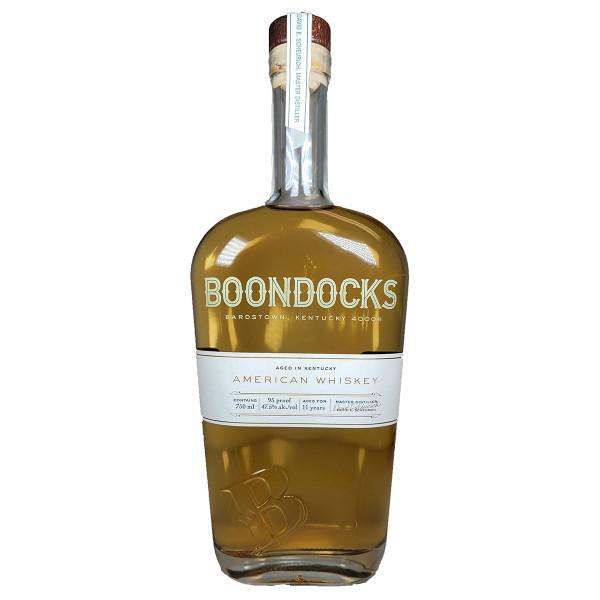 Boondocks American Whiskey