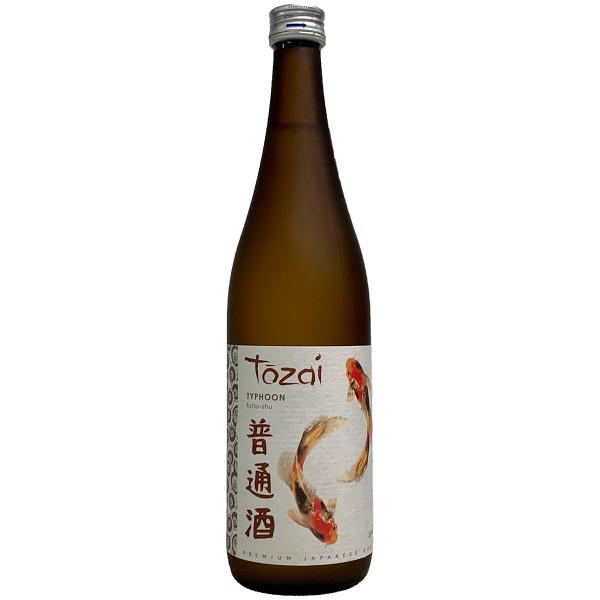 Tozai Typhoon Futsu Sake