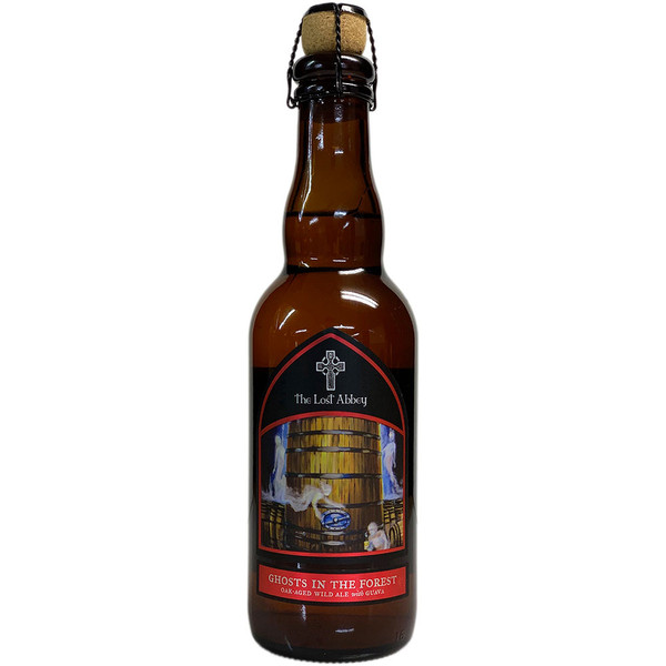 Lost Abbey Ghosts In The Forest Oak Aged Wild Ale