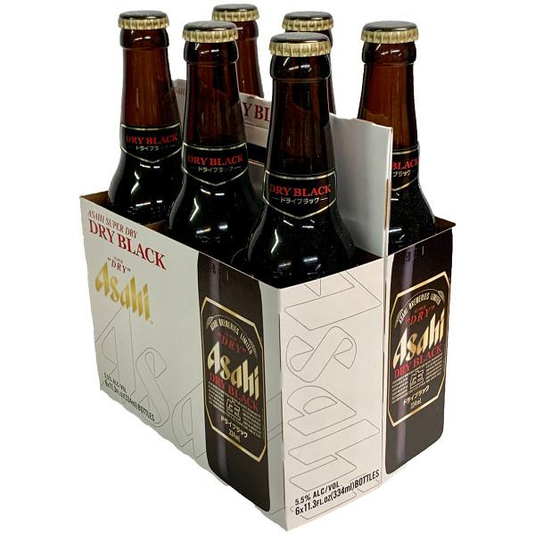 Asahi Dry Black Dark Lager