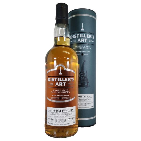 Distiller's Art Glengoyne 20 Year Single Malt Scotch Whisky