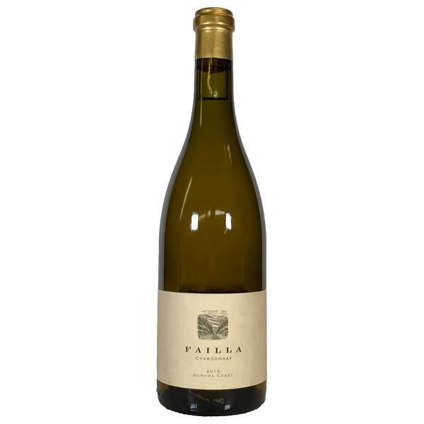 Failla 2015 Sonoma Coast Chardonnay