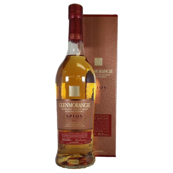 Glenmorangie Spios Single Malt Scotch Whisky