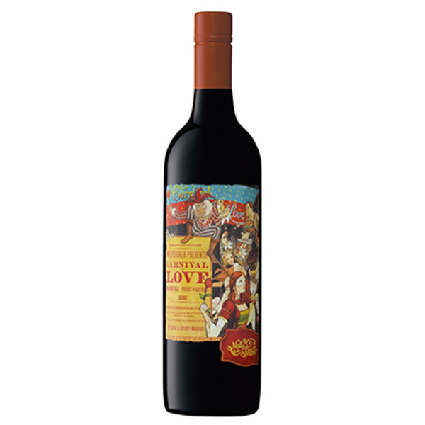 Mollydooker 2016 Carnival Of Love Shiraz | 93 POINTS
