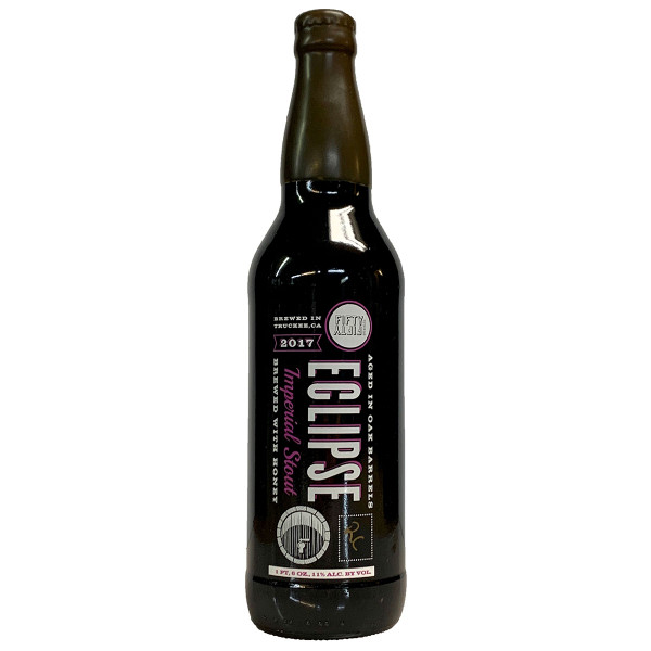Fifty Fifty Eclipse Barrel Aged Imperial Stout 2017 - Rye Cuvee
