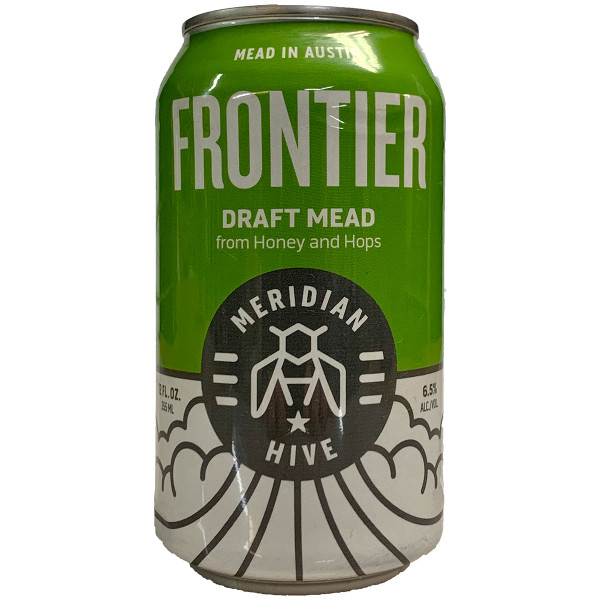 Meridian Hive Frontier Mead Can