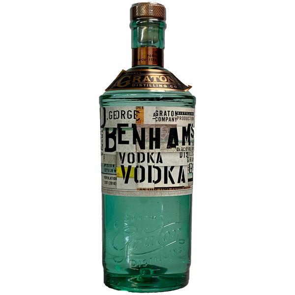D. George Benham's Vodka Vodka