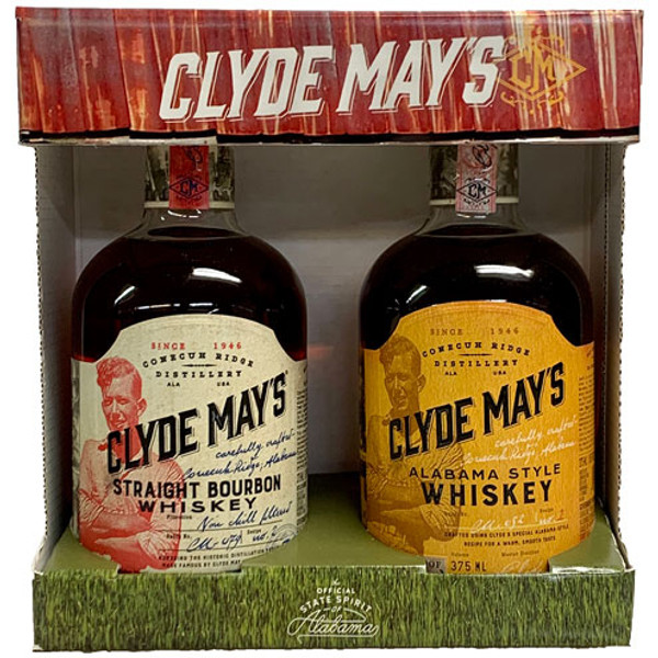 Clyde May's Whiskey Gift Pack