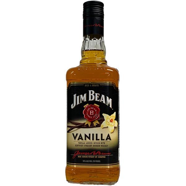 Jim Beam Vanilla Bourbon Whiskey