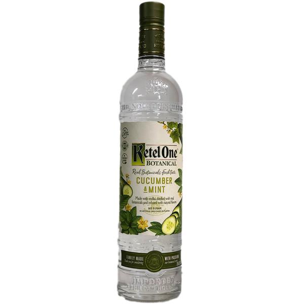 Ketel One Cucumber & Mint Infused Vodka