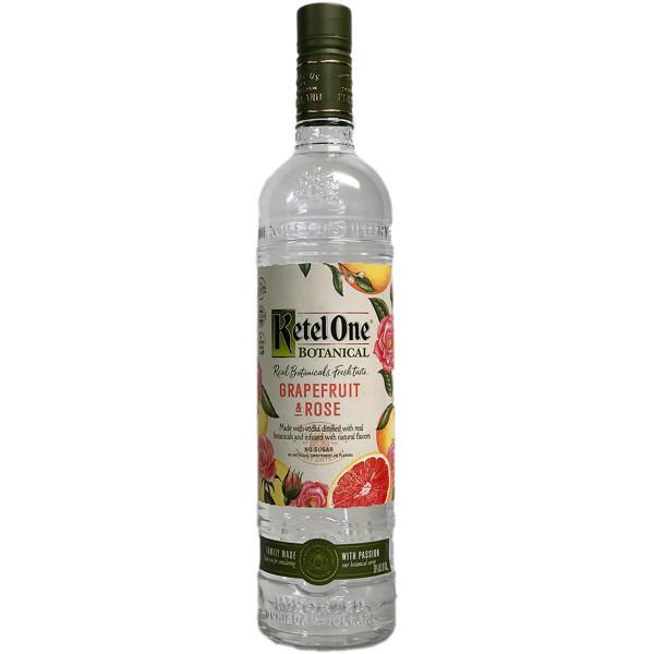 Ketel One Grapefruit & Rose Vodka