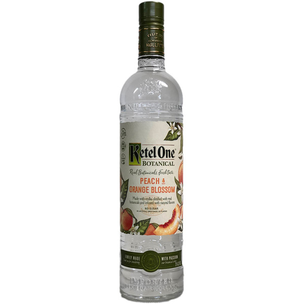 Ketel One Peach & Orange Blossom Vodka