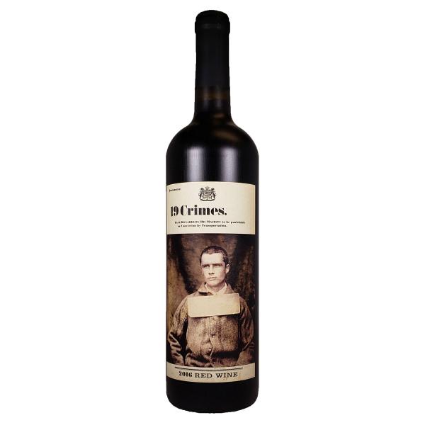 19 Crimes 2016 Red Wine