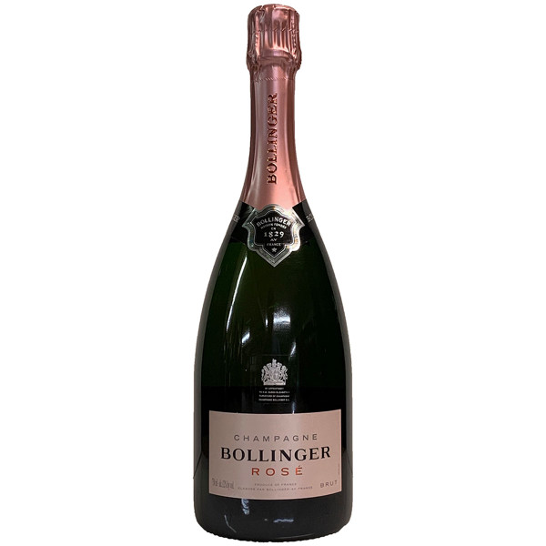 Bollinger Brut Rose | 93 POINTS