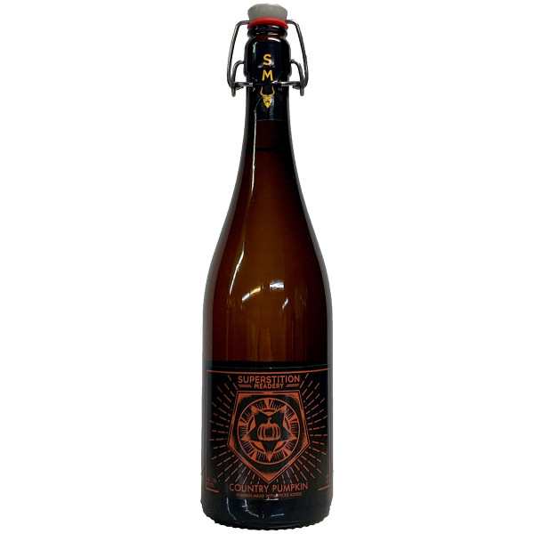 Superstition Meadery Country Pumpkin Mead