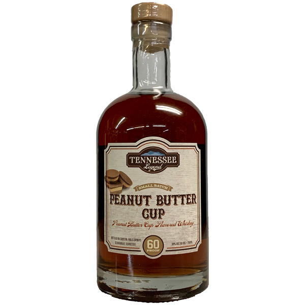 Tennessee Legend Peanut Butter Cup Whiskey
