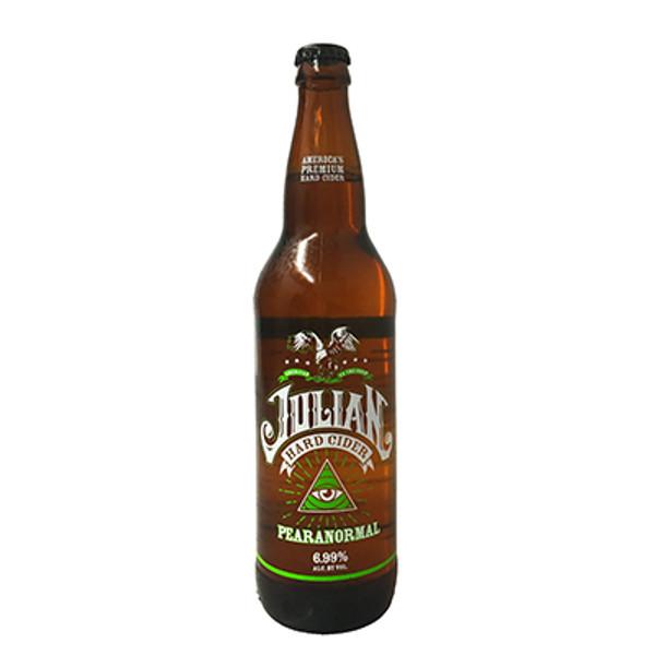 Julian Hard Cider Pearanormal Pear Cider