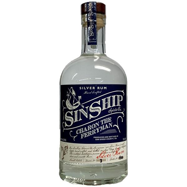 SinShip Charon The Ferryman Silver Rum