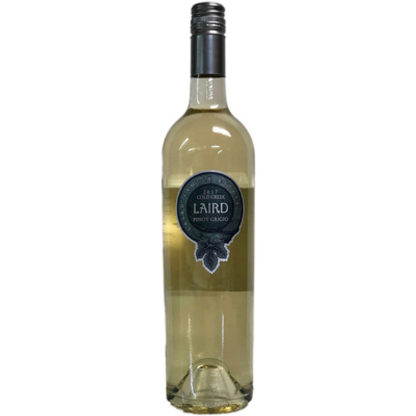 Laird 2017 Cold Creek Ranch Pinot Grigio