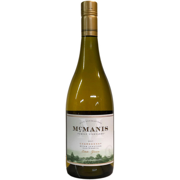 McManis 2017 Chardonnay
