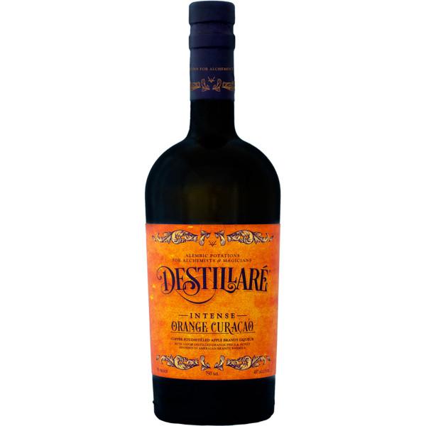 Destillare Intense Orange Curacao Liqueur