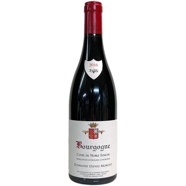 Domaine Denis Mortet 2016 Bourgogne Rouge Cuvee de Noble Souche