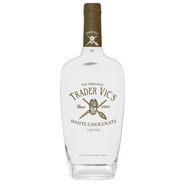 Trader Vic's White Chocolate Liqueur
