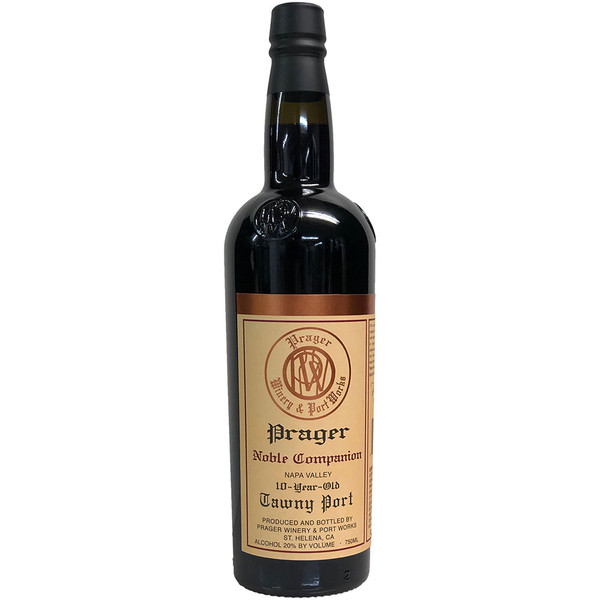 Prager Noble Companion 10-Year-Old Tawny Port | 94 POINTS